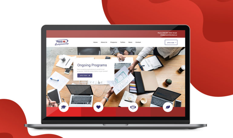 praxis school of entrepreneurship website